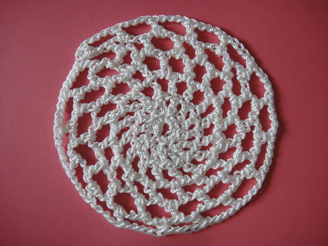 Вязание капроновыми нитками
